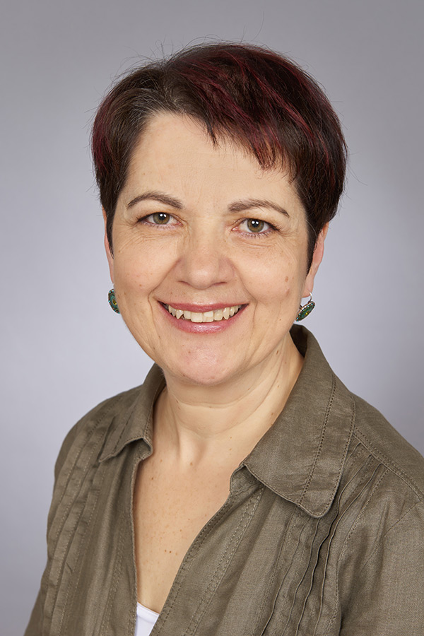 Portrait Helga Fabianits